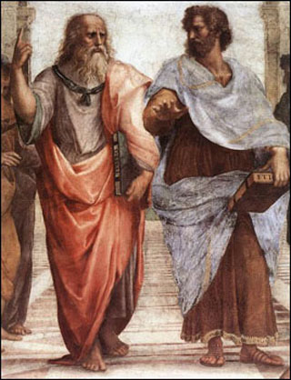 Aristotle Taught The Idea That Blank Designed The Universe